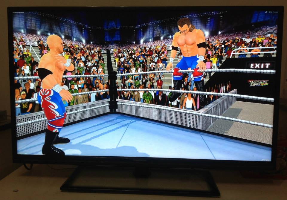 Wrestling Revolution OUYA