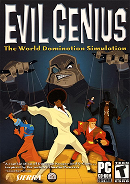 Evil Genius 2004 PC version