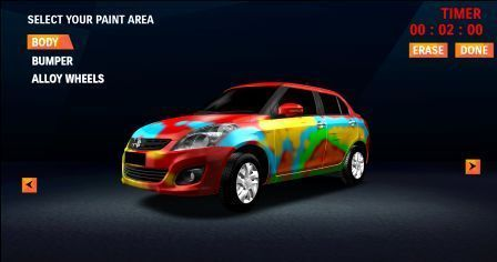 Paint-Your-Maruti-