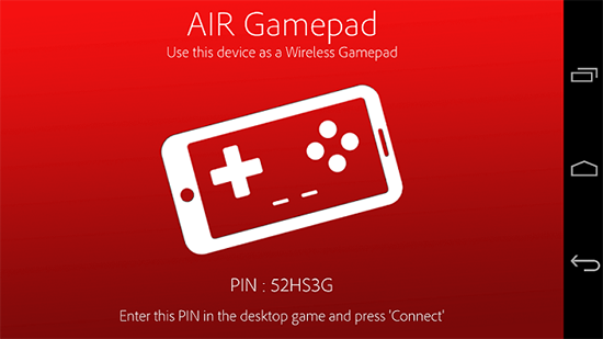 AIR Gamepad