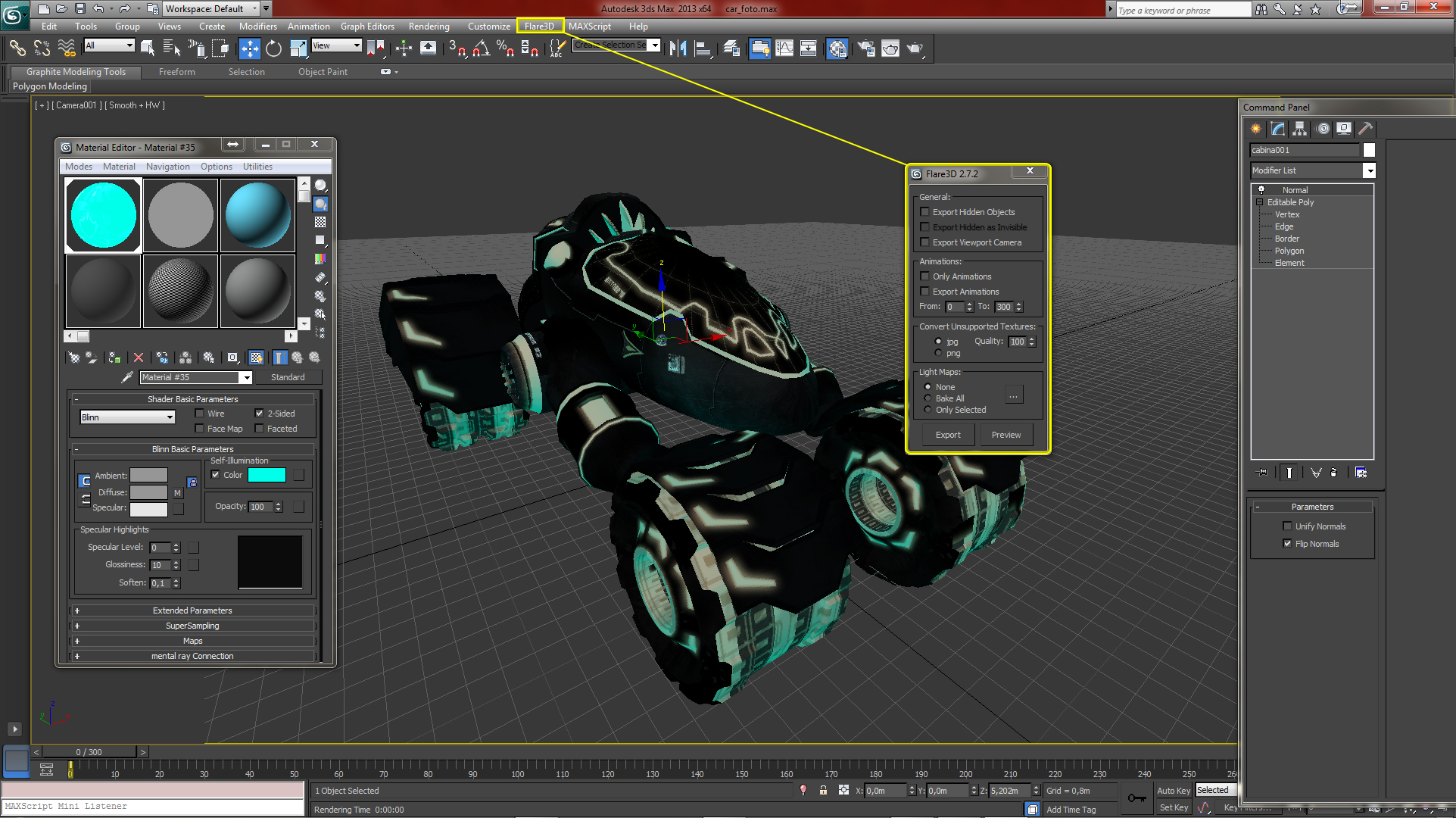 File 3d Max Flare3d Wiki